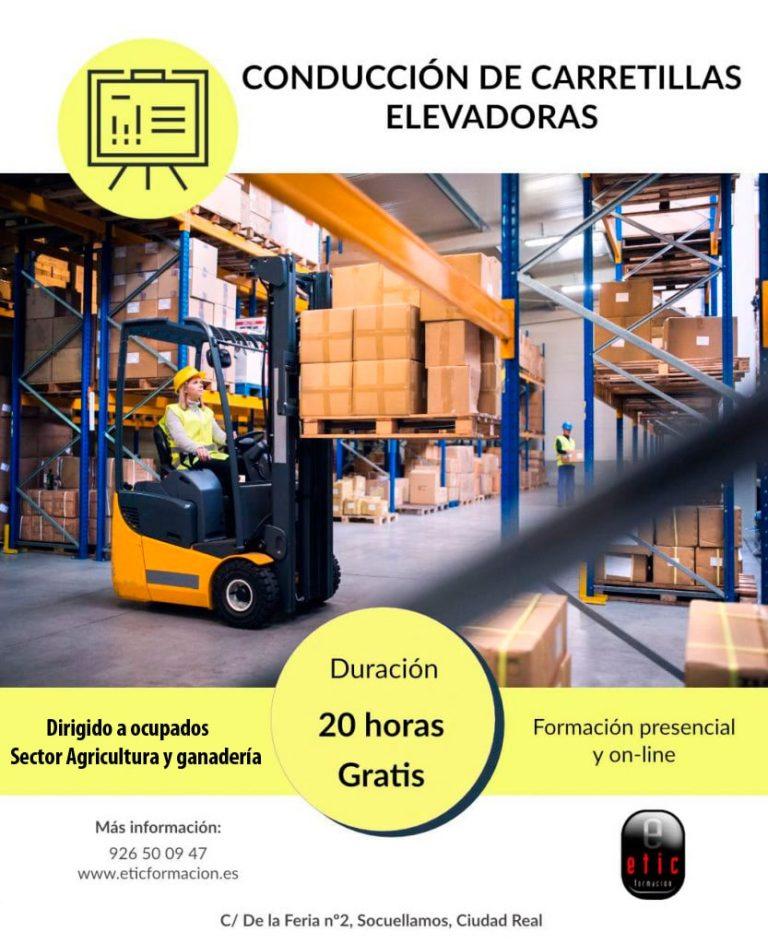 Sector General Conducción de carretillas elevadoras