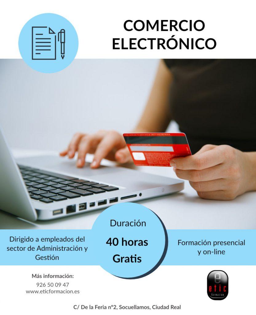 Curso comercio electrónico