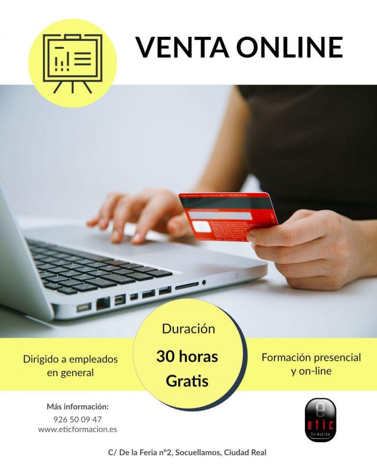 Curso Venta Online