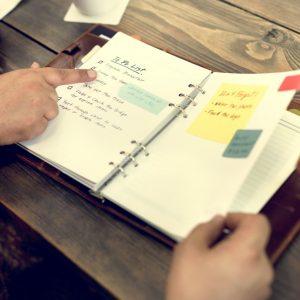 Agenda tareas