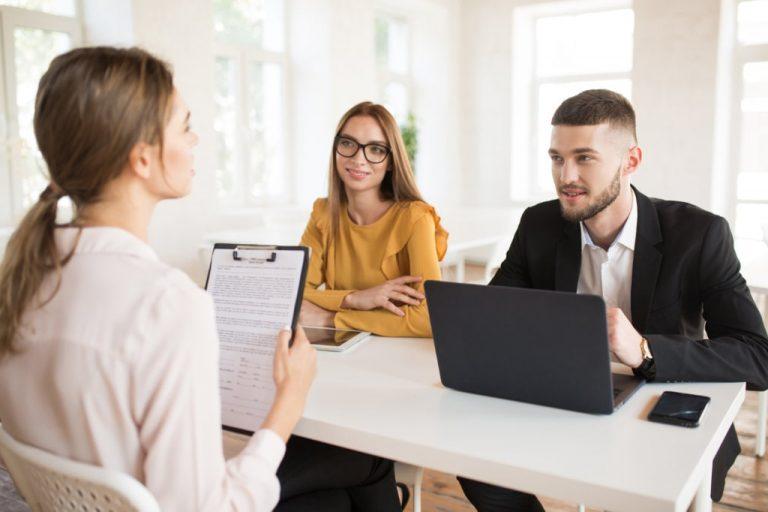 Entrevista con recursos humanos