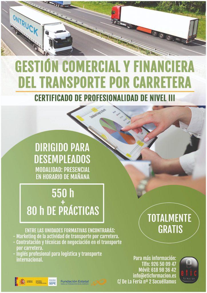 Cartel Gestion Comercial Y Financiera Del Transporte Por Carretera (2) (1)