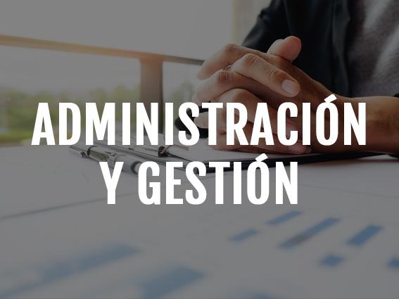 Administracion Y Gestion
