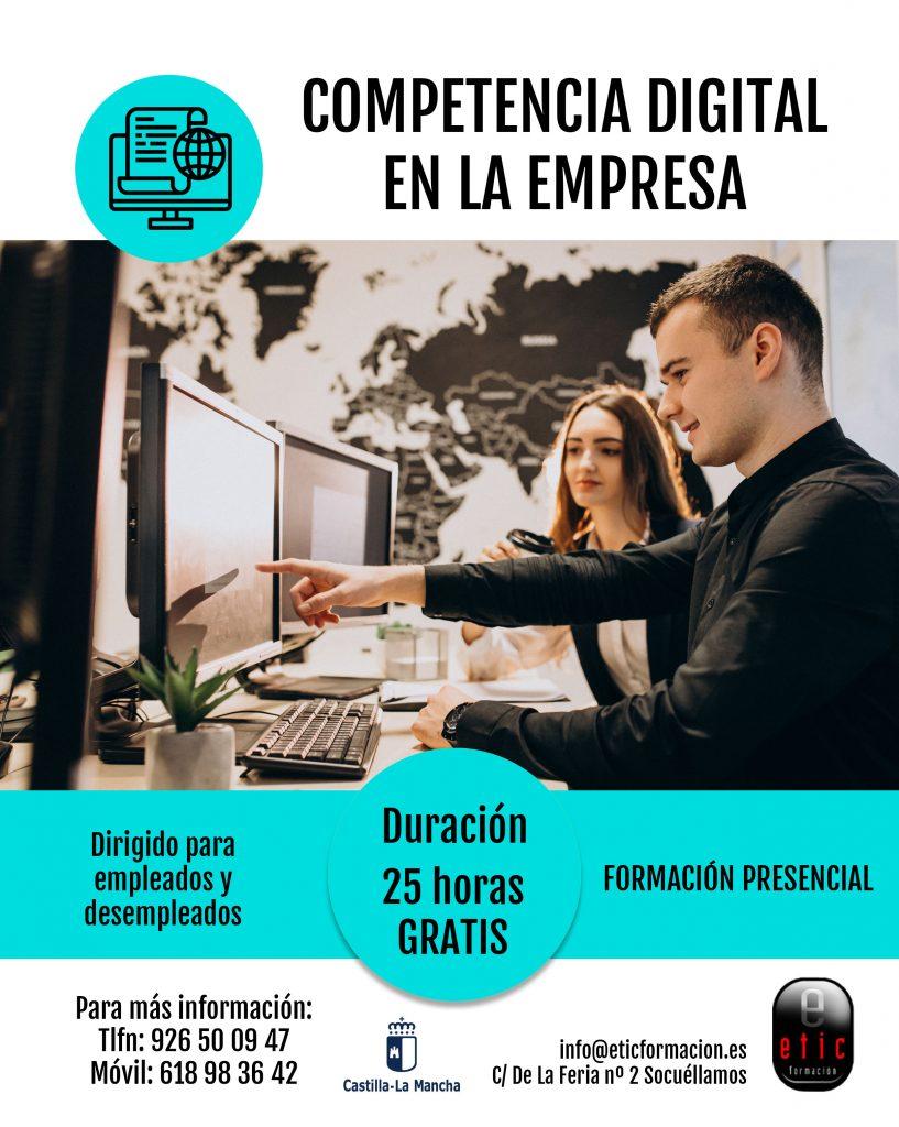Competencia Digital En La Empresa