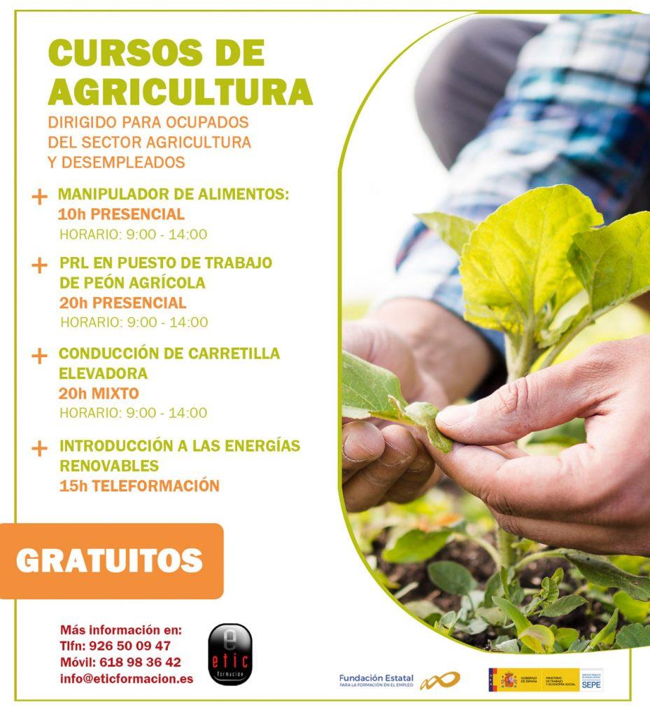 Cursos Agricultura Formato Instagram Etic Web